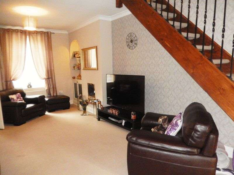 Terraced House for sale in ALPINE STREET, NEWTON-LE-WILLOWS