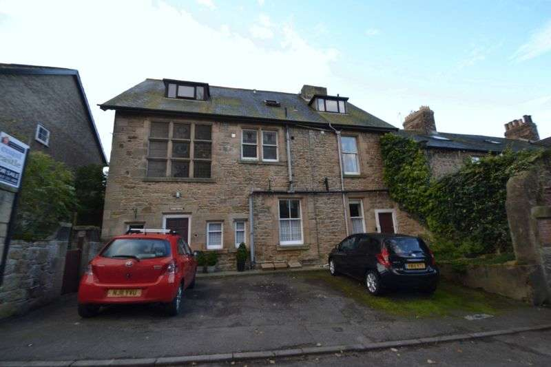 3 Bedrooms Flat for sale in Garden Terrace, Alnwick