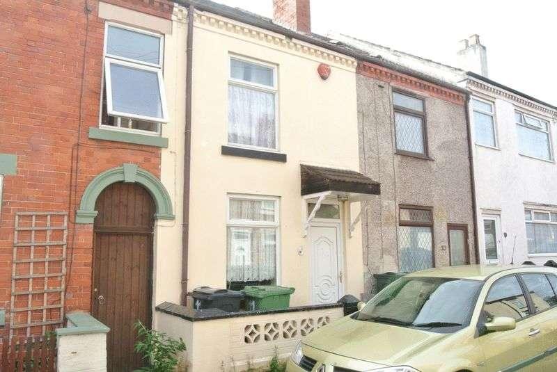 3 Bedrooms Terraced House for sale in Queen Street, Nottingham
