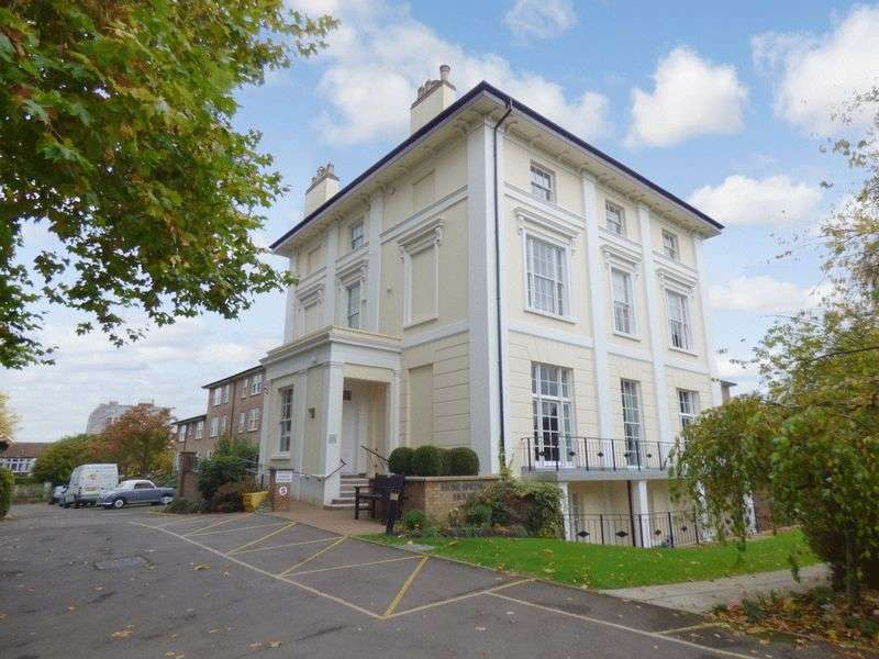 2 Bedrooms Retirement Property for sale in Homespring House, Cheltenham, GL52 2QB
