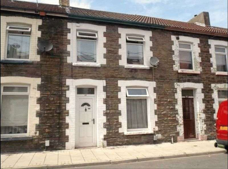 2 Bedrooms Terraced House for sale in Danygraig Street, The Graig