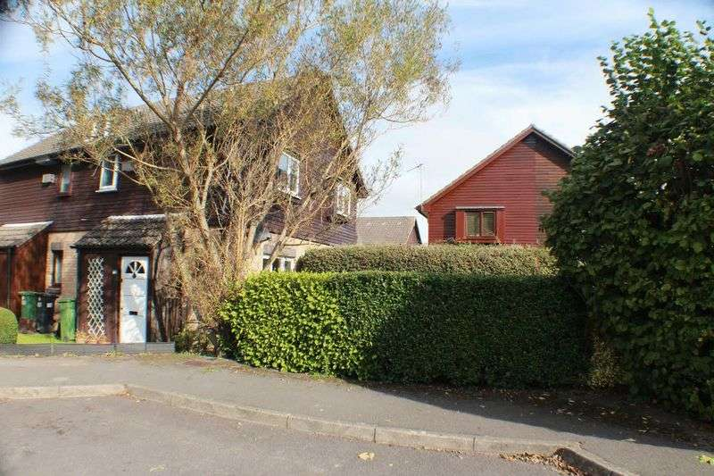 1 Bedroom Terraced House for sale in Cerne Close, Chartwell Green