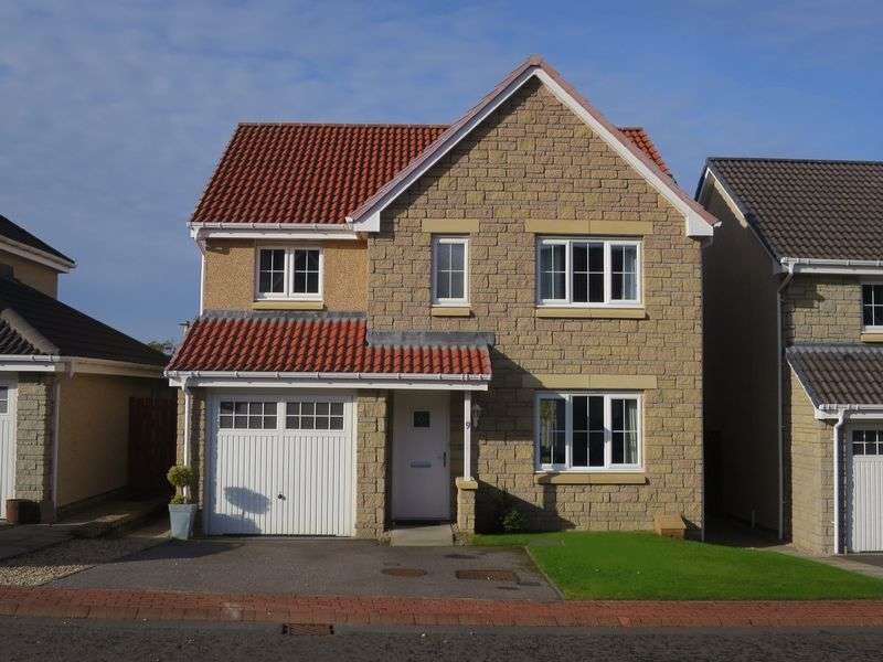 4 Bedrooms Detached House for sale in Woodlands Crescent, Inverness