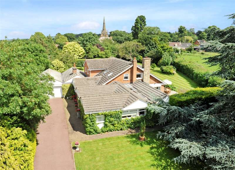 4 Bedrooms Detached Bungalow for sale in Ladbroke, Southam, Warwickshire, CV47