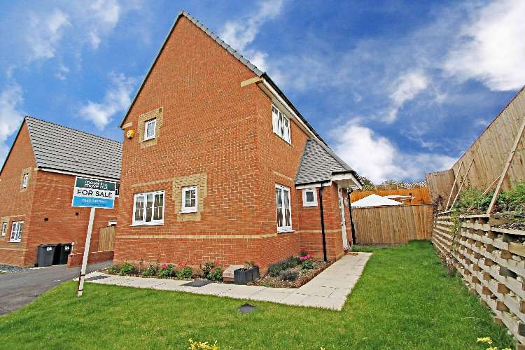 3 Bedrooms Detached House for sale in Campbell Walk, South Yorkshire, S60 5FR