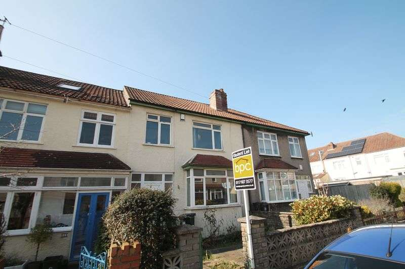 4 Bedrooms Terraced House for rent in **STUDENT PROPERTY** Bedford Crescent, Horfield, Bristol