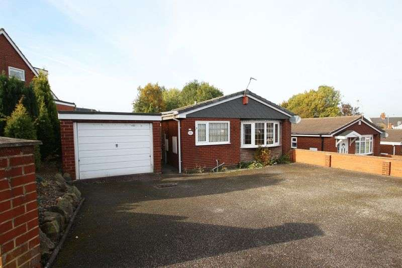 2 Bedrooms Detached Bungalow for sale in Townfield Close, Stoke-On-Trent