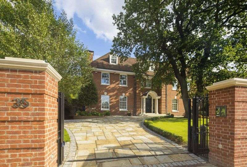 7 Bedrooms Detached House for sale in Winnington Road, London