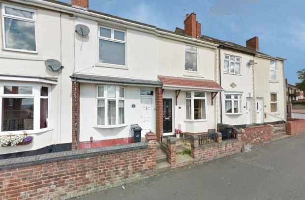 2 Bedrooms Terraced House for sale in Rock Street, Dudley, West Midlands, DY3 2BL