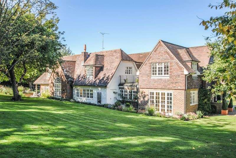 7 Bedrooms Detached House for sale in Beacon Road, Ditchling