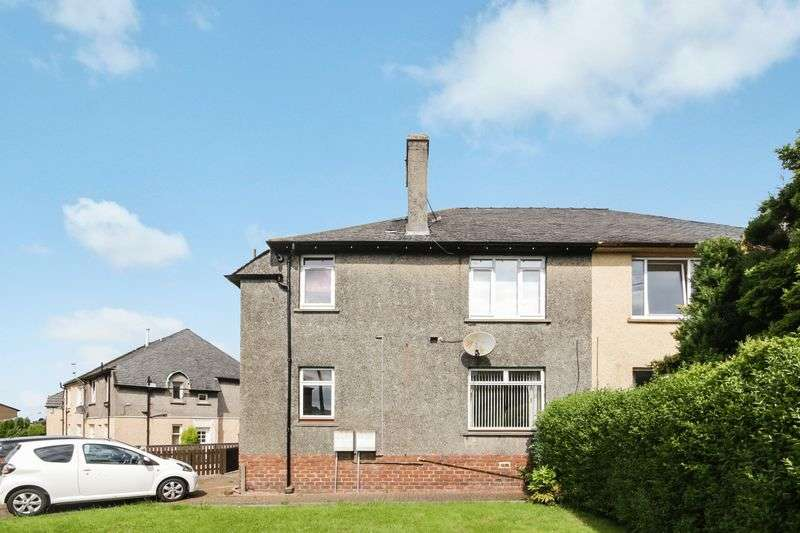 2 Bedrooms Flat for sale in 25 Cadzow Avenue, Bo'ness