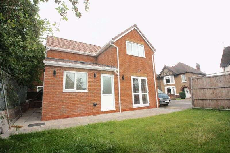 3 Bedrooms Detached House for sale in Grange Road, Longford