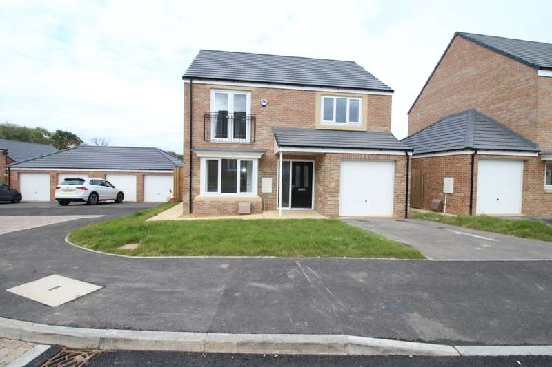 4 Bedrooms Detached House for sale in Evergreen Way, Marton-In-Cleveland, Middlesbrough, TS8