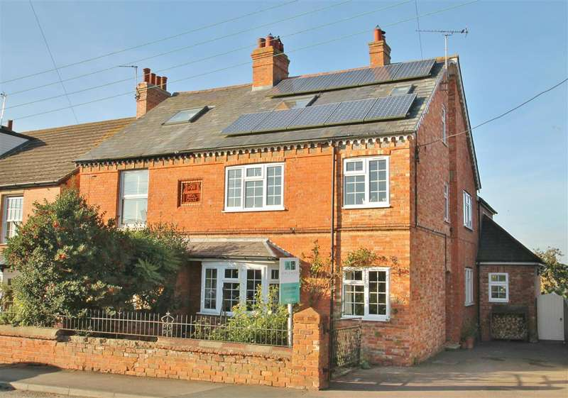 5 Bedrooms Semi Detached House for sale in 'Hillcrest', 32 Vicarage Lane, Steeple Claydon
