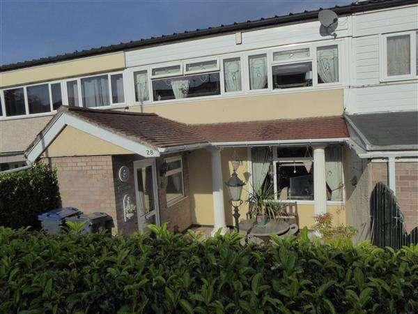 3 Bedrooms Terraced House for sale in Larkhill Walk, Kings Norton, Birmingham