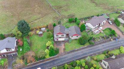 4 Bedrooms Bungalow for sale in Manse Road, Killin