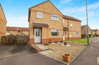 3 Bedrooms Semi Detached House for sale in Westfield Way, Bradley Stoke, Bristol, Gloucestershire