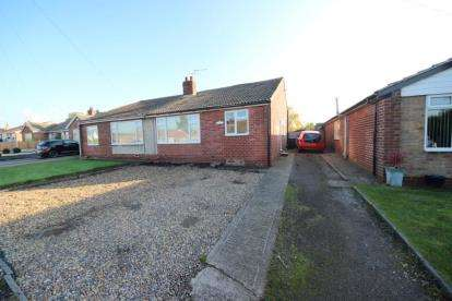 3 Bedrooms Bungalow for sale in Orchard Way, Thorpe Willoughby, Selby