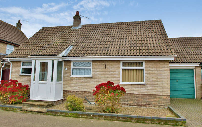 2 Bedrooms Detached Bungalow for sale in Arthurton Road, Spixworth