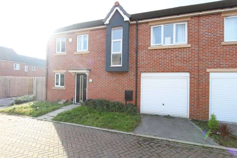 3 Bedrooms Semi Detached House for sale in Lincoln Crescent, Bootle