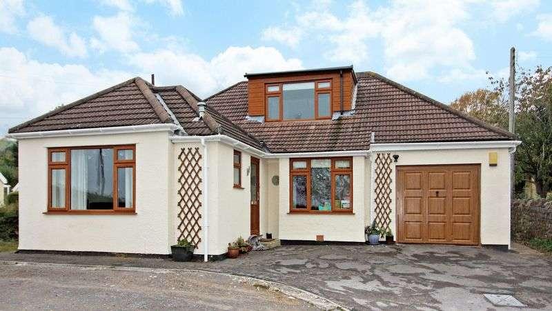 4 Bedrooms Detached Bungalow for sale in Elmhurst, Clevedon Road, Tickenham