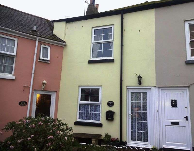 2 Bedrooms Cottage House for sale in Ranscombe Road, Brixham