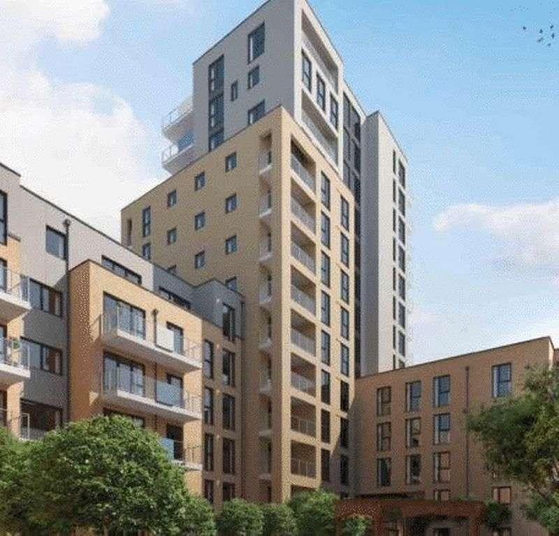 1 Bedroom Flat for sale in Poppyfield House, Greenwich, SE10