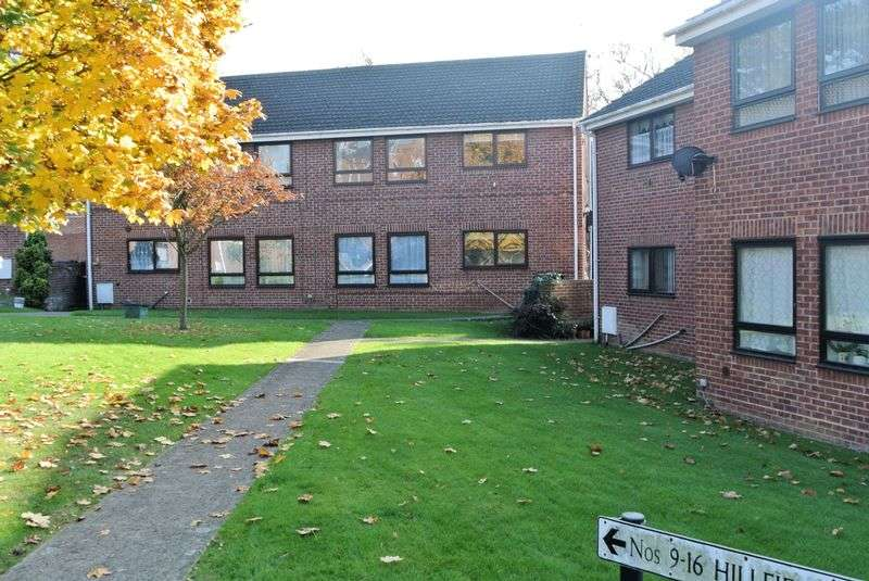 2 Bedrooms Flat for sale in Hillfield Court Road, Gloucester