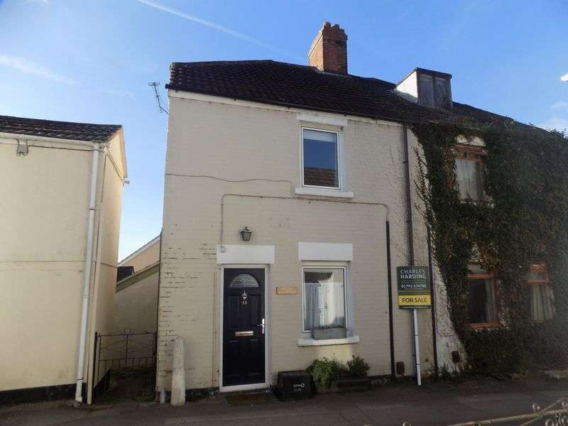 2 Bedrooms Semi Detached House for sale in Church Street, Royal Wootton Bassett