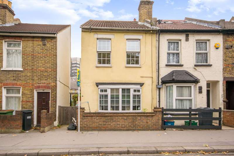 2 Bedrooms Semi Detached House for sale in Old Town, Central Croydon, CR0