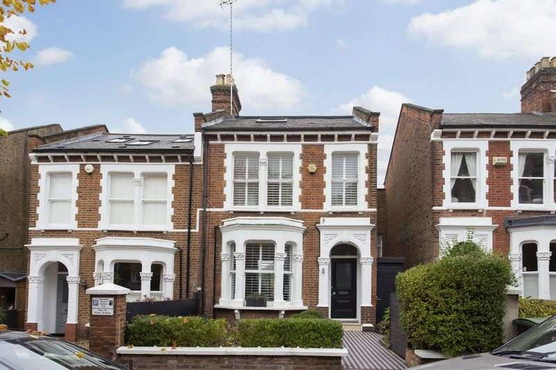 4 Bedrooms House for sale in Cromwell Avenue, Highgate Village, London, N6