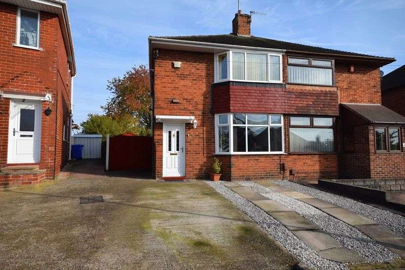 2 Bedrooms Semi Detached House for sale in Mayfield Avenue, Northwood