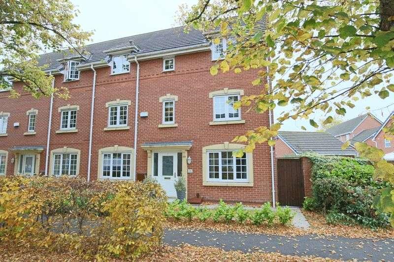 4 Bedrooms Terraced House for sale in Copley Walk, Nantwich