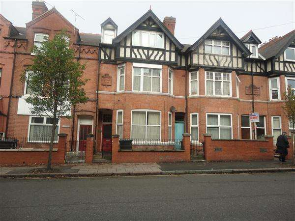 8 Bedrooms Terraced House for rent in St Peters Road, LEICESTER