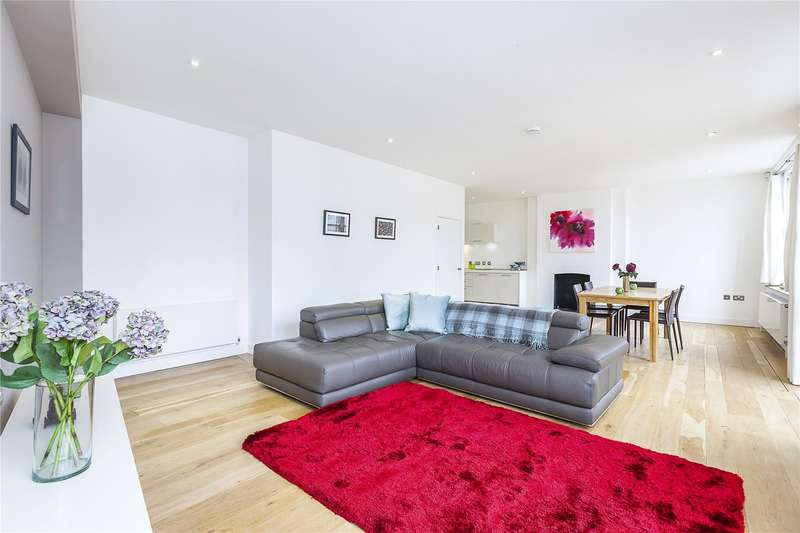 1 Bedroom Flat for sale in Playhouse Court, Southwark Bridge Road, London, SE1