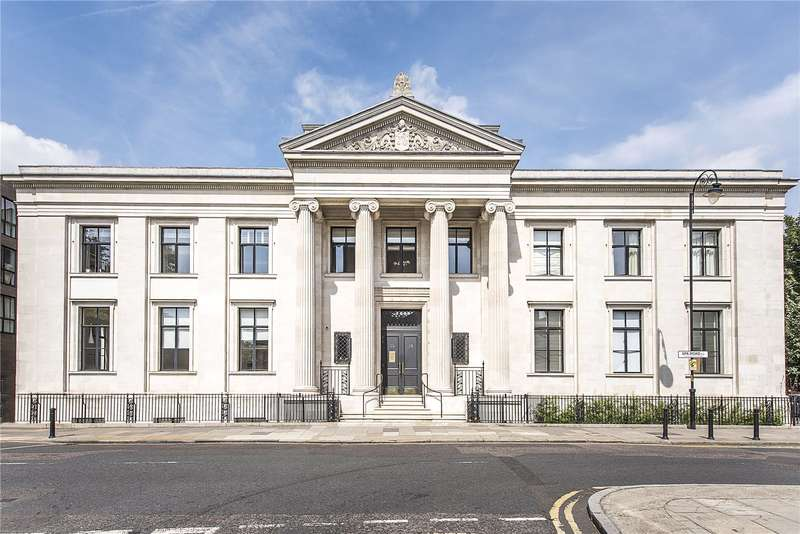 2 Bedrooms Flat for sale in Old Town Hall Apartments, 19 Spa Road, London, SE16