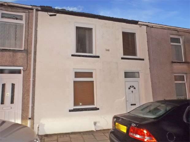 3 Bedrooms Terraced House for sale in Gwendoline Terrace, Maesteg, Mid Glamorgan