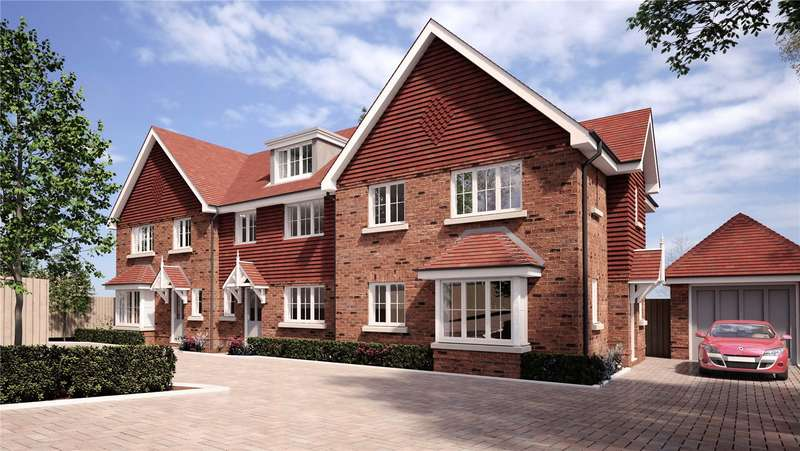 3 Bedrooms Terraced House for sale in Fernbank Road, Ascot, Berkshire, SL5