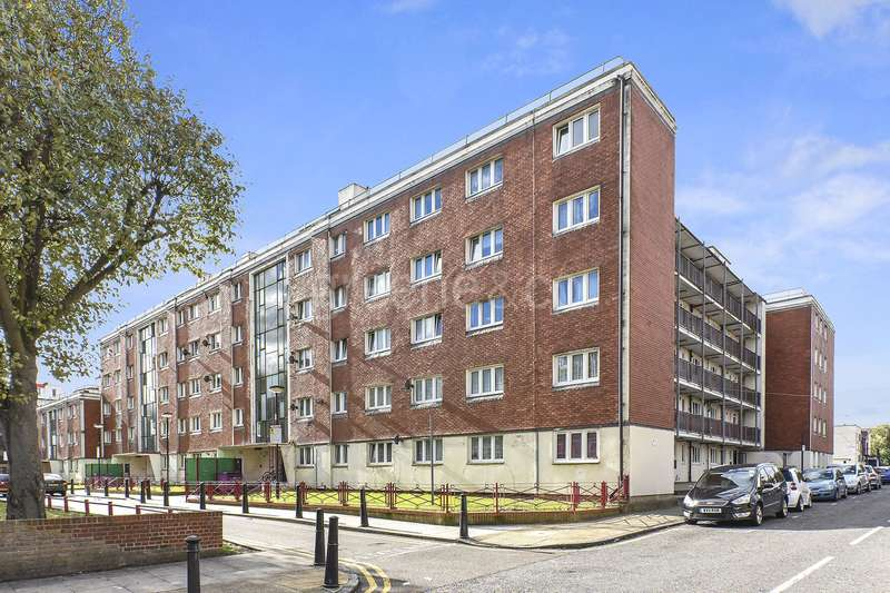 2 Bedrooms Flat for sale in Welstead House, Cannon Street Road, London, E1