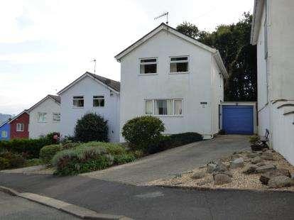 3 Bedrooms Detached House for sale in Tan Y Foel, Borth-Y-Gest, Porthmadog, Gwynedd, LL49