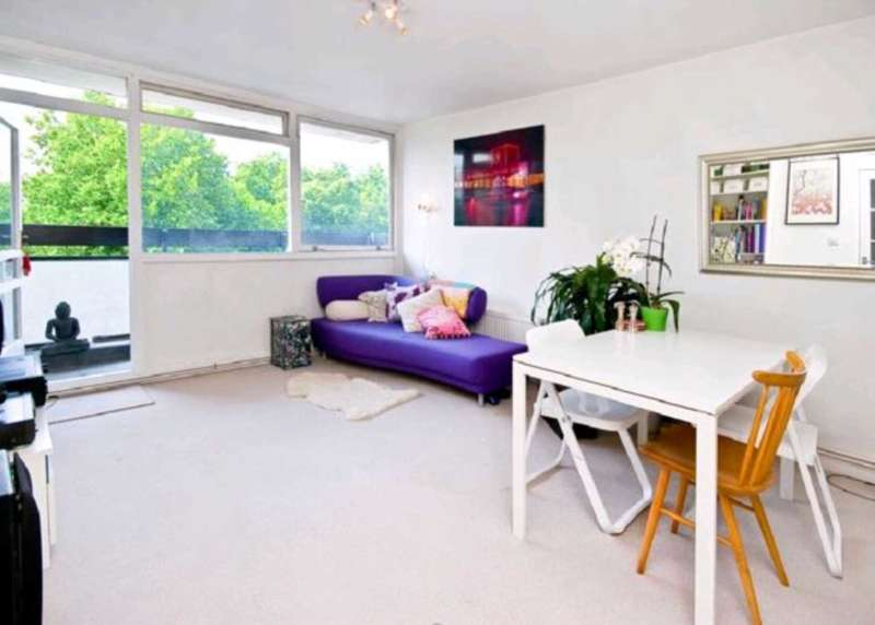 1 Bedroom Apartment Flat for sale in Columbia Road, Bethnal Green