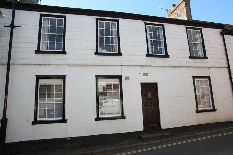 2 Bedrooms Flat for sale in Broad Street, St Columb
