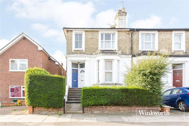 2 Bedrooms Flat for sale in Lichfield Grove, Finchley, London, N3