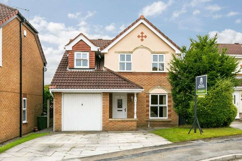 3 Bedrooms Detached House for sale in Skyes Crescent, Winstanley, WN3 6HU