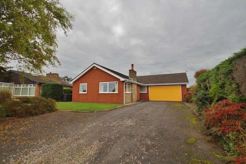 3 Bedrooms Detached Bungalow for sale in Hares Lane, Scarisbrick