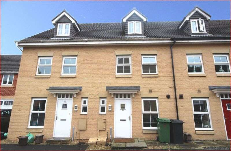 3 Bedrooms Terraced House for sale in Willowbrook Gardens, St. Mellons
