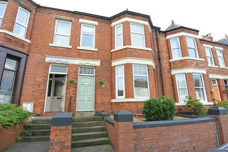 4 Bedrooms Terraced House for sale in Etterby Street, Carlisle