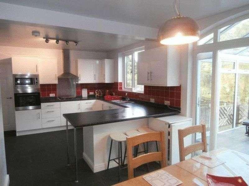 7 Bedrooms Semi Detached House for rent in Weoley Park Road, Selly Oak, Birmingham, B29 6QZ