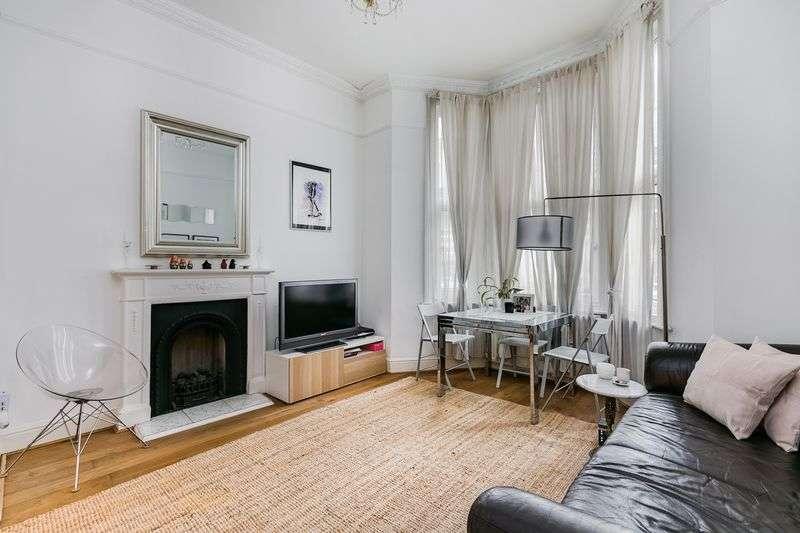 2 Bedrooms Flat for sale in Finborough Road, SW10