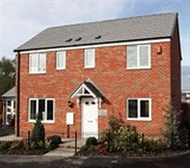 3 Bedrooms Detached House for sale in The Clevedon - Holly Bank - 3 Bed Detached